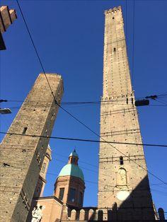 Il Torre Asinelli. Bolognia.