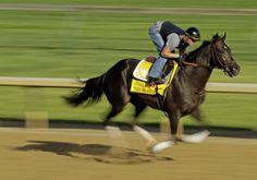 Kentucky Derby Carreras de Caballos en Churchill Downs, en Louisville, KY (Charlie Riedel/AP)