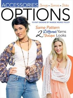 Leisure Arts-Options Accessories - I Crochet World Crochet World, Knit Crochet, Knitting Kits For Beginners, Baby Kit, Kits For Kids, Knitting Designs, Sewing Crafts, Pattern, Accessories