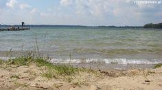 Widoczek na jezioro Lubikowskie.