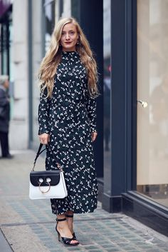 London Fashion Week Spring 2017 Streetstyles