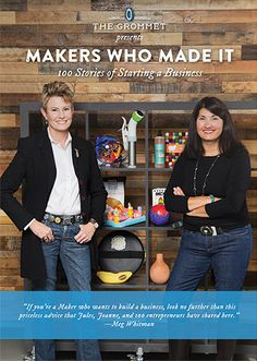 The Grommet eBook. So grateful to The Grommet for featuring us in their new eBook. Cheers!