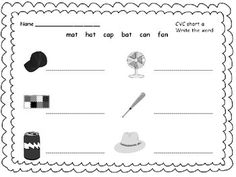 Activities and Worksheets for the ending sound