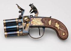 Napoleon Bonaparte's flintlock pistol