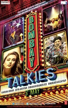 "[Video ] Rani Mukherjee, Randeep Hooda, Starrer ""BOMBAY TALKIES"" Poster and Theatrical Trailer."