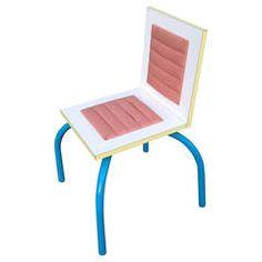 Michele De Lucchi Riviera Chair Memphis Italy, 1981
