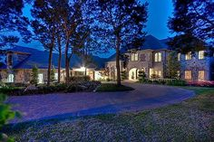 Home @ 842 Bluff Ridge Drive with 4 bedrooms and 5.0 bathrooms for $1,695,000