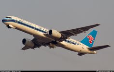 B-2824 China Southern Airlines Boeing 757-21B