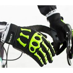Full Finger Gel Pads Skull Motorcycle Gloves    https://www.skullflow.com/collections/skull-gloves/products/skull-pattern-cycling-gloves