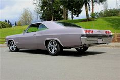 1965 CHEVROLET IMPALA SS Lot 350.2 | Barrett-Jackson Auction Company