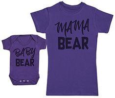 Camisetas Mamá bear