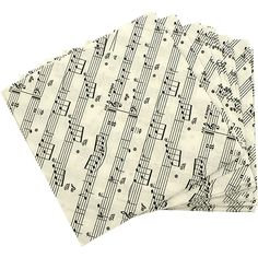 Piano Theme Party Decorations | home party decorations supplies music theme sheet music beverage ...