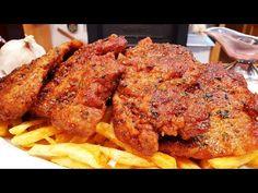 Vasi pecsenye világbajnok szaftos fokhagymás sült hús @Szoky konyhája - YouTube