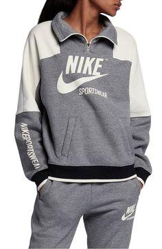 2fca1ae1fe4c Main Image - Nike Sportswear Archive Hoodie Nike Sweats Outfit