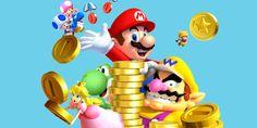 ¿Ganar dinero jugando? ¡Nintendo lo hace posible al fin! - http://www.entuespacio.com/ganar-dinero-jugando-nintendo-lo-hace-posible-al-fin/