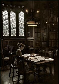 John Rylands Library, Manchester, UK http://www.tumblr.com/tagged/library?before=1316121786