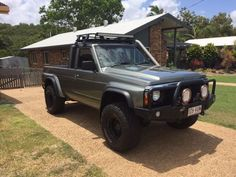 GQ Nissan Patrol Wagon chop - Google search Patrol Gr, Nissan 4x4, Nissan Patrol, Jeeps, Rigs, Troll, Cars And Motorcycles, Offroad, Camping