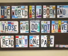 The world is a book and those who do not travel stay on one page. #books #reading #escape