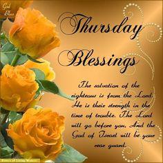 727 Best Thursday Blessings Images Happy Thursday Thursday
