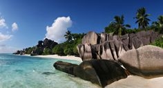 La Digue by Frank Bramkamp on beach, anse source dargent Seychelles Beach, Les Seychelles, Giant Tortoise, Beaches In The World, Sea Birds, Another World, Bouldering, Beautiful Beaches, Amazing