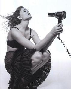 "@moschino shared a photo on Instagram: ""Moschino @elleuk #moschino @itsjeremyscott styled @charlesvarenne model @altynisabella photo @tomschirmacher hair @gavinharwinhair makeup…"" • Apr 8, 2021 at 7:55pm UTC"