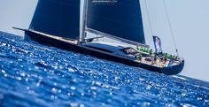 Super Yacht Cup 2016 Palma de Mallorca Luxury Sailing Yachts, Yacht Boat, Super Yachts, Boats, Classic Sailing, Luxury Yachts, Ships, Boat, Ship