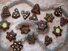 Monia miesza i gotuje: Świąteczne pierniczki