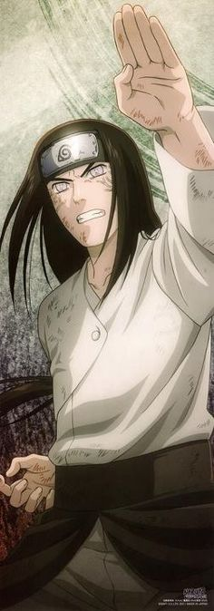 Neji is mu favourite Naruto character, shame he dies, he was a bae T^T