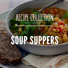 Looking for a soup recipe? We've got 12 right here!