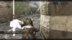 Oh look! This raider has 1 bar of health left!