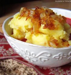 Mashed Potatoes, Macaroni And Cheese, Ethnic Recipes, Food, Whipped Potatoes, Mac And Cheese, Smash Potatoes, Essen, Meals