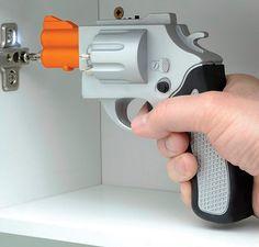 Destornillador Pistola