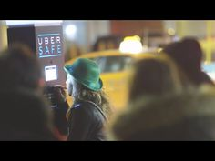 Revelers in Toronto can now do a roadside breathalyzer test at an Uber Safe roadside kiosk, and if they're too drunk to drive, Uber will take them home—free. Toronto, Uber Ride, Sharing Economy, Awareness Campaign, Guerrilla, Experiential, New Technology, Case Study, Blog