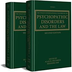 Meloy, J Reid and Yakeley, Jessica (2020) 'A psychoanalytic view of the psychopath'.