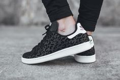 Adidas Stan Smith - Core Black/Core Black/Footwear White