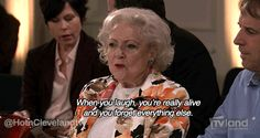 10 Times Betty White Was a National Treasure Arrow Season 4, Emily Bett Rickards, Betty White, Lisa S, Tv Land, National Treasure, Tv Actors, Have A Beautiful Day, Smile Because