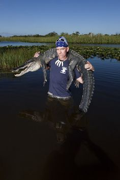 Paul Bedard in Gator Boys