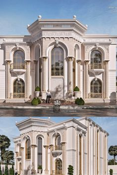 "}""][vc_column][vc_masonry_grid post_type=""portfolio-item"" m Classic House Exterior, Classic House Design, Dream House Exterior, Modern Exterior, Exterior Design, House Outside Design, House Front Design, Living Room Decor Elegant, House Architecture Styles"