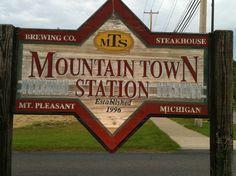Mountain Town Station - Mt. Pleasant, MI