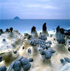 Keelung Peace Island, Keelung city, Taiwan