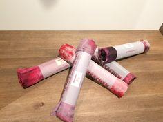 Precious 100% #silk scarf - #hand-dyed in Hamburg by #PRIVATSACHEN