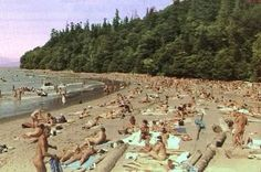 Wreck Beach in Vancouver, British Columbia, Canada is on the list of the best top 5 nude beaches of the world.
