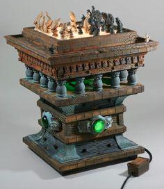 Blade Runner Chess Set