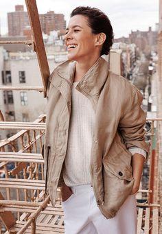 Special Days by Garance Doré - EDITORIAL - Spain (except the Canary Islands) / Spain (except the Canary Islands) Mature Fashion, Tomboy Fashion, Fashion Outfits, Fashion Pics, Female Fashion, Classic Fashion Looks, Editorial, Parisian Chic, Nyc