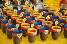 festa liga da justiça - Pesquisa Google Superhero Birthday Party, Justice League, Nespresso, Bridal Shower, Baby, Chocolate, Tableware, Kids, Superman