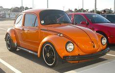 German look.loving all the black instead of chrome. Volkswagon Van, Volkswagen Bus, German Look, Custom Vw Bug, Vw Fox, Vw Super Beetle, Bug Car, 1967 Mustang, Beach Buggy