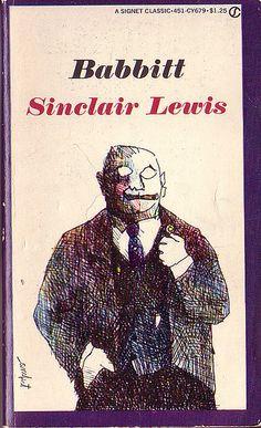 Sinclair Lewis--Babbitt