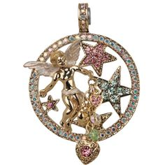 Beautiful kirks folly magnetic necklace inhancer   Can be found in there website. Or QVC also carries there line of fun whimsical jewelry.