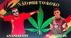 CTS e Mc Denni Dl não sei to louco funk rap raggae 2014