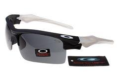Oakley Jawbone White Black--Gray Lens